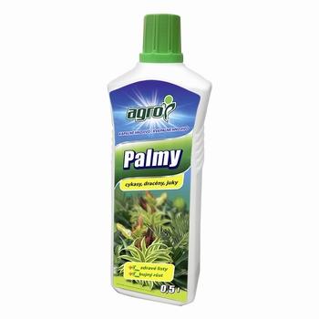 AGRO tečno gnojivo za palme 0,5 L NPK 9-4-5 0,5  kom