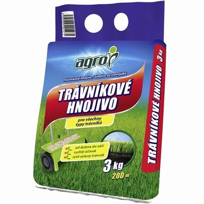 AGRO gnojivo za travnjak  3 kg  kom
