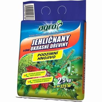 AGRO gnojivo za četinare i dekorativno drveće 2,5  kg