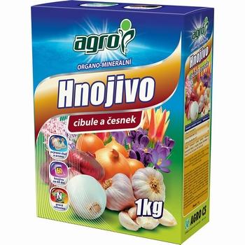 AGRO OM gnojivo za lukovice i češnjak 1kg NPK 6-2-5  kom
