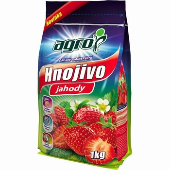 AGRO OM gnojivo za jagode 1kg NPK 5-4-8  kom
