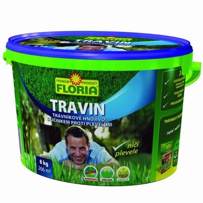 Floria gnojivo protiv korova - TRAVIN 4 kg  kg