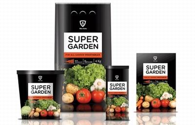 Super Garden za Povrće 1 kg   kom