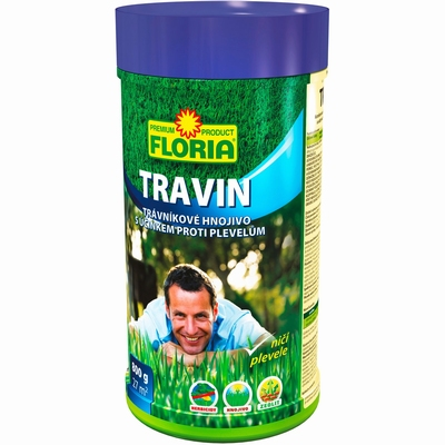 Floria gnojivo protiv korova - TRAVIN  800 gr  kg